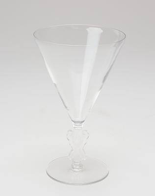 Wine Glass in Duncan Pattern