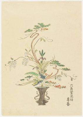 page from an album