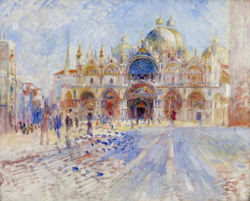 Venice. Church. San Marco.