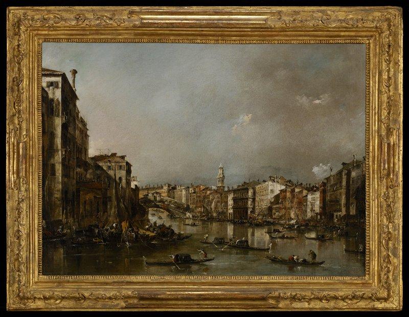 Cityscape of Venice Venezia