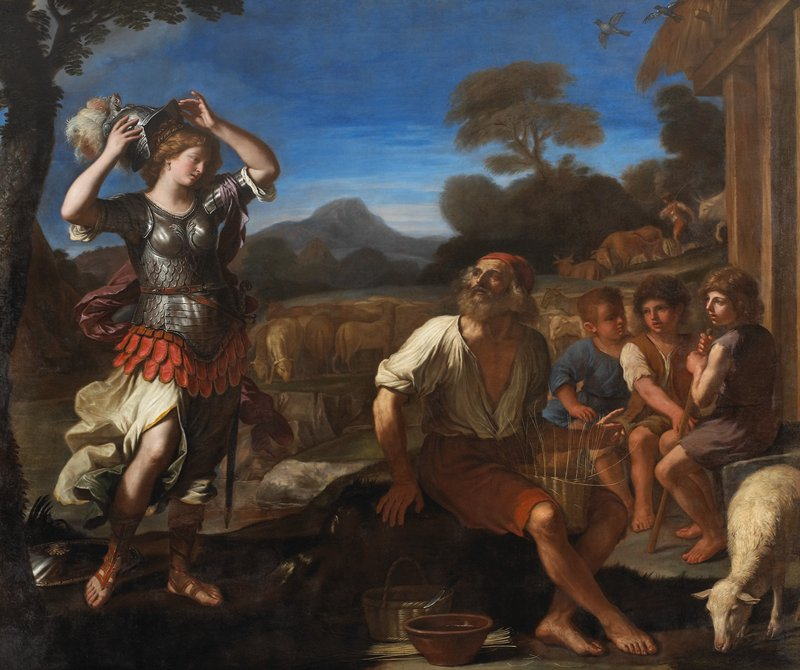 frame Spanish or Italian, c.1600