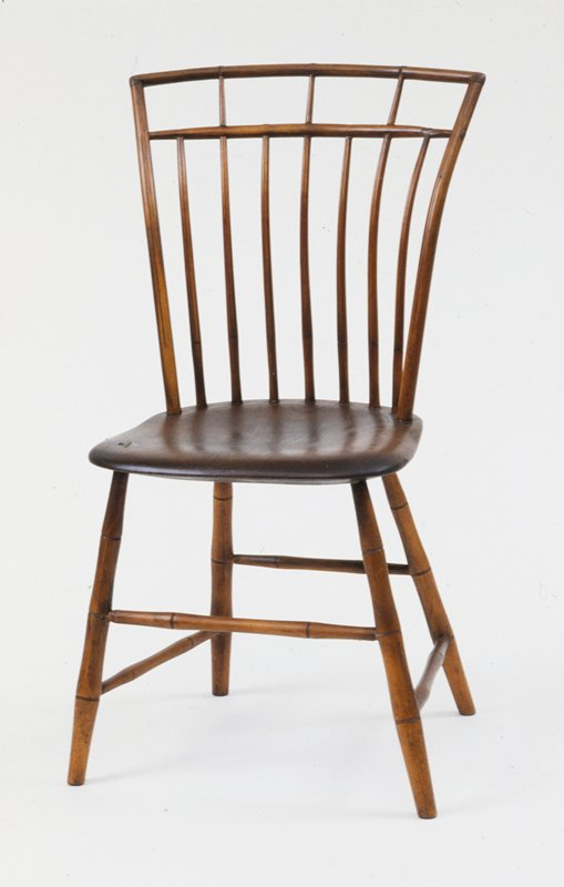 Windsor Chair, wood; needs numbering