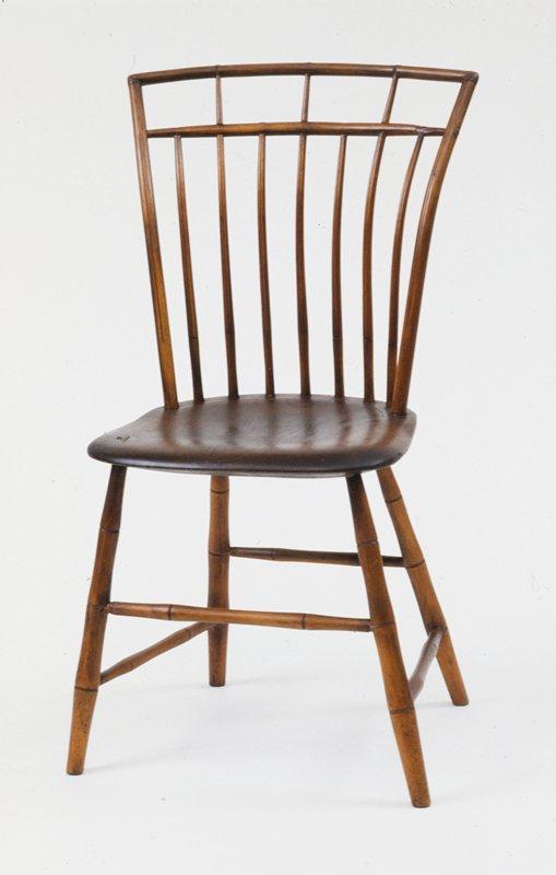 Windsor Chair, wood; needs numbering