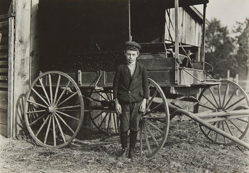 child, North Carolina