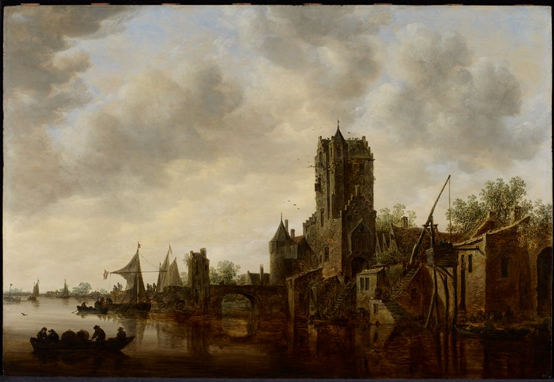 seventeenth-century Dutch landscape