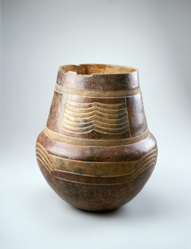 ceramic storage vessel