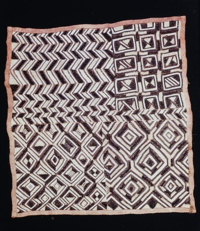 pile-cloth raffia