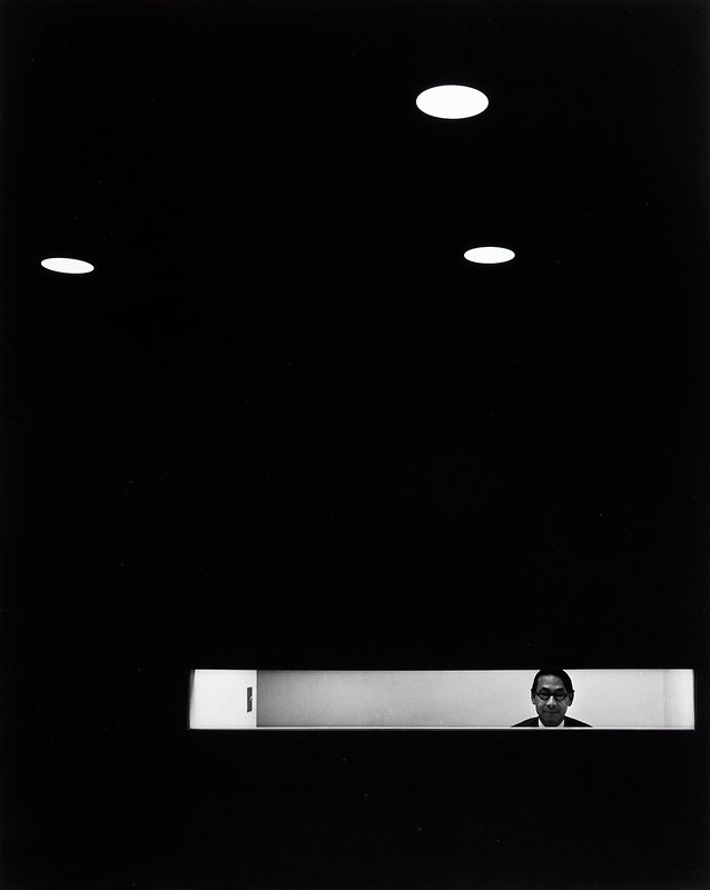 portrait of I. M. Pei