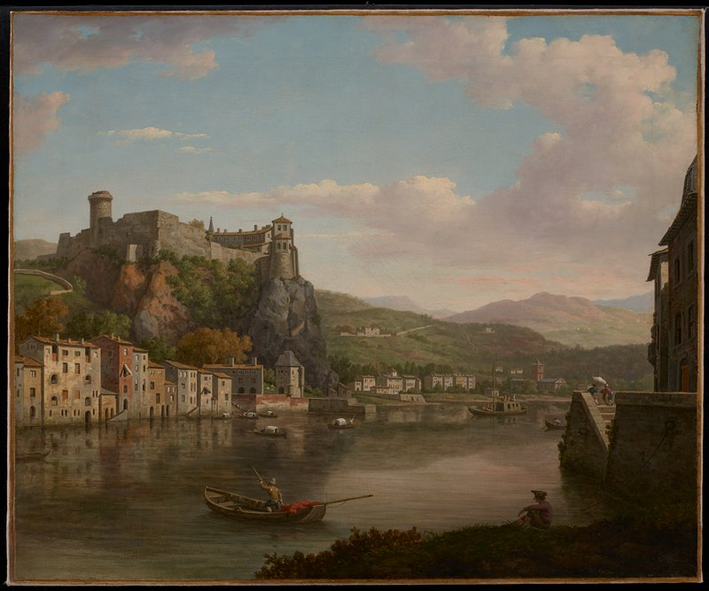 One of a pair of paintings, see also 39.8.
