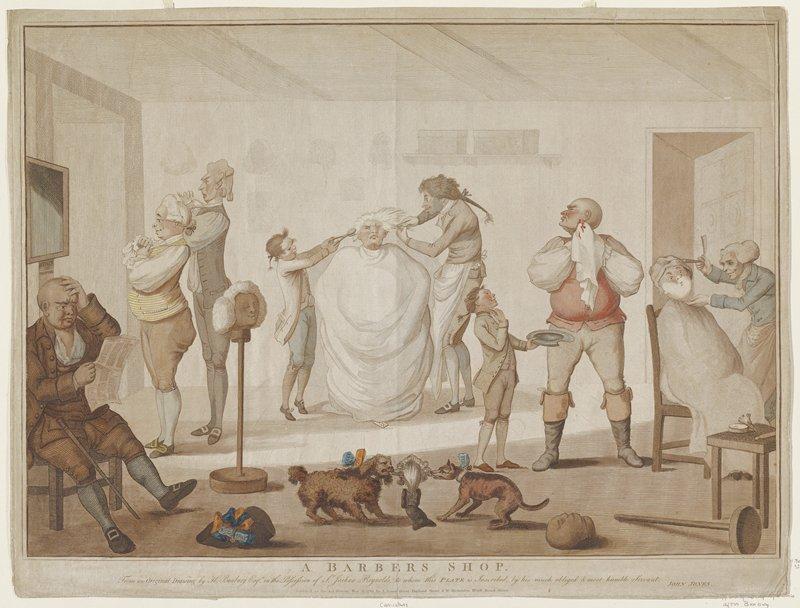 From original painting by H.W. Bunbury