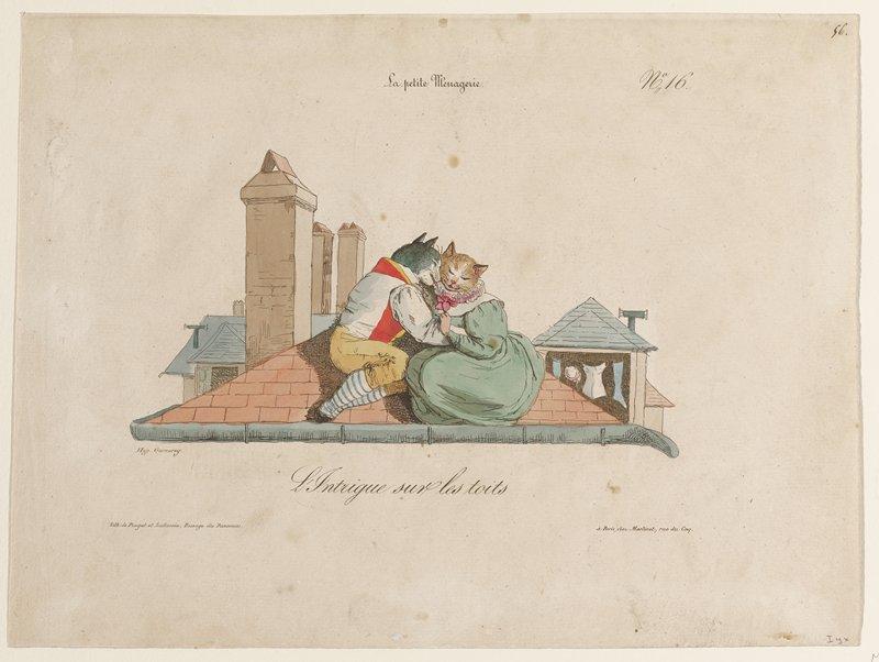 caricature; no. 16