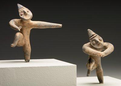 Dancers, pair