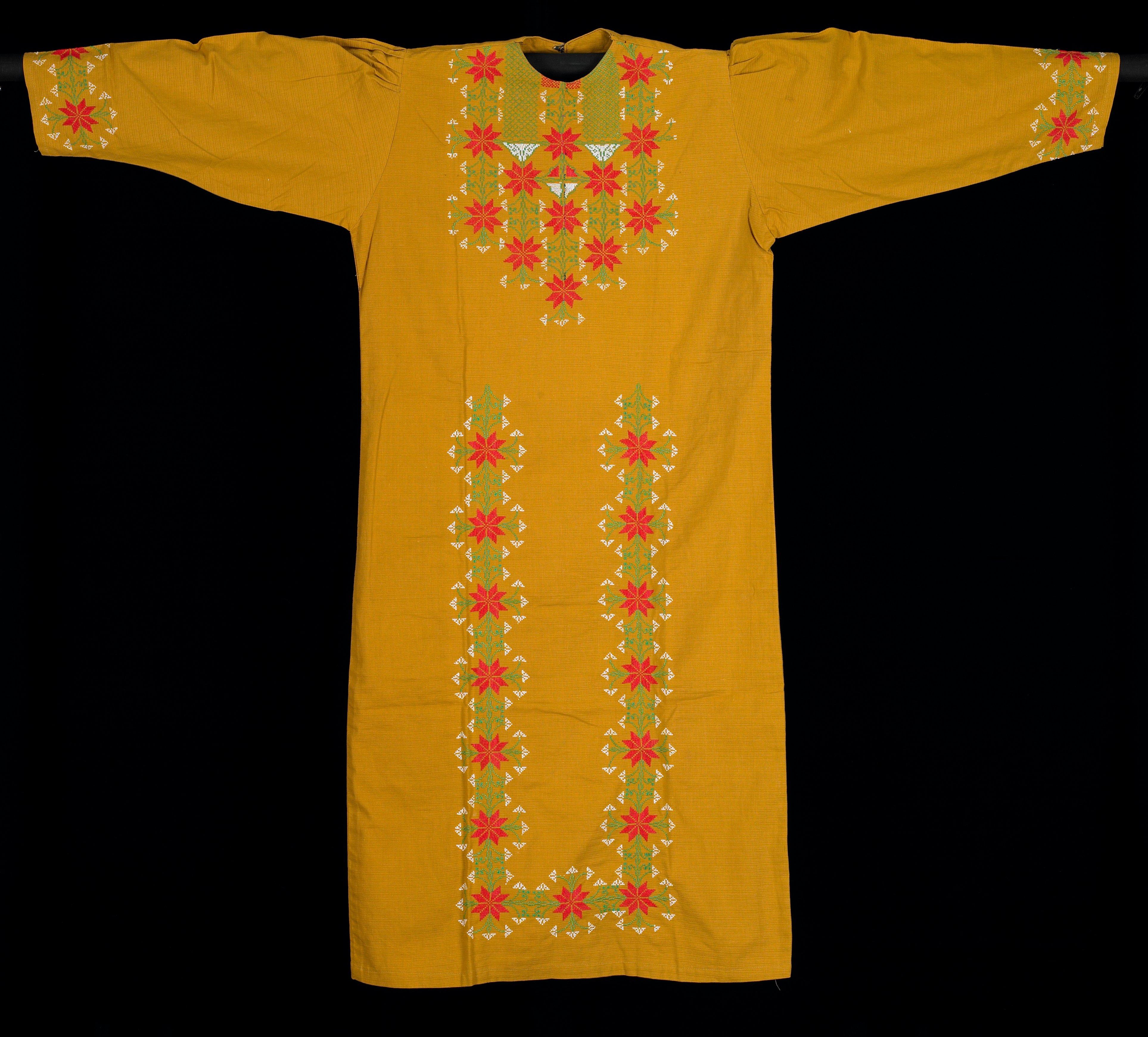 Hodah or galabyia (woman's dress), Ancient Egyptian | Mia